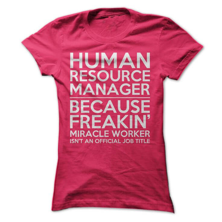 human resources manager with magical powers